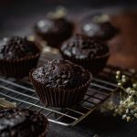 Triple Chocolate Mocha Muffins
