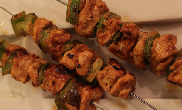 Easy Chicken Tikka