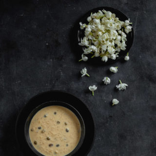 Chaler Payesh (Rice Pudding, Bengali Style)
