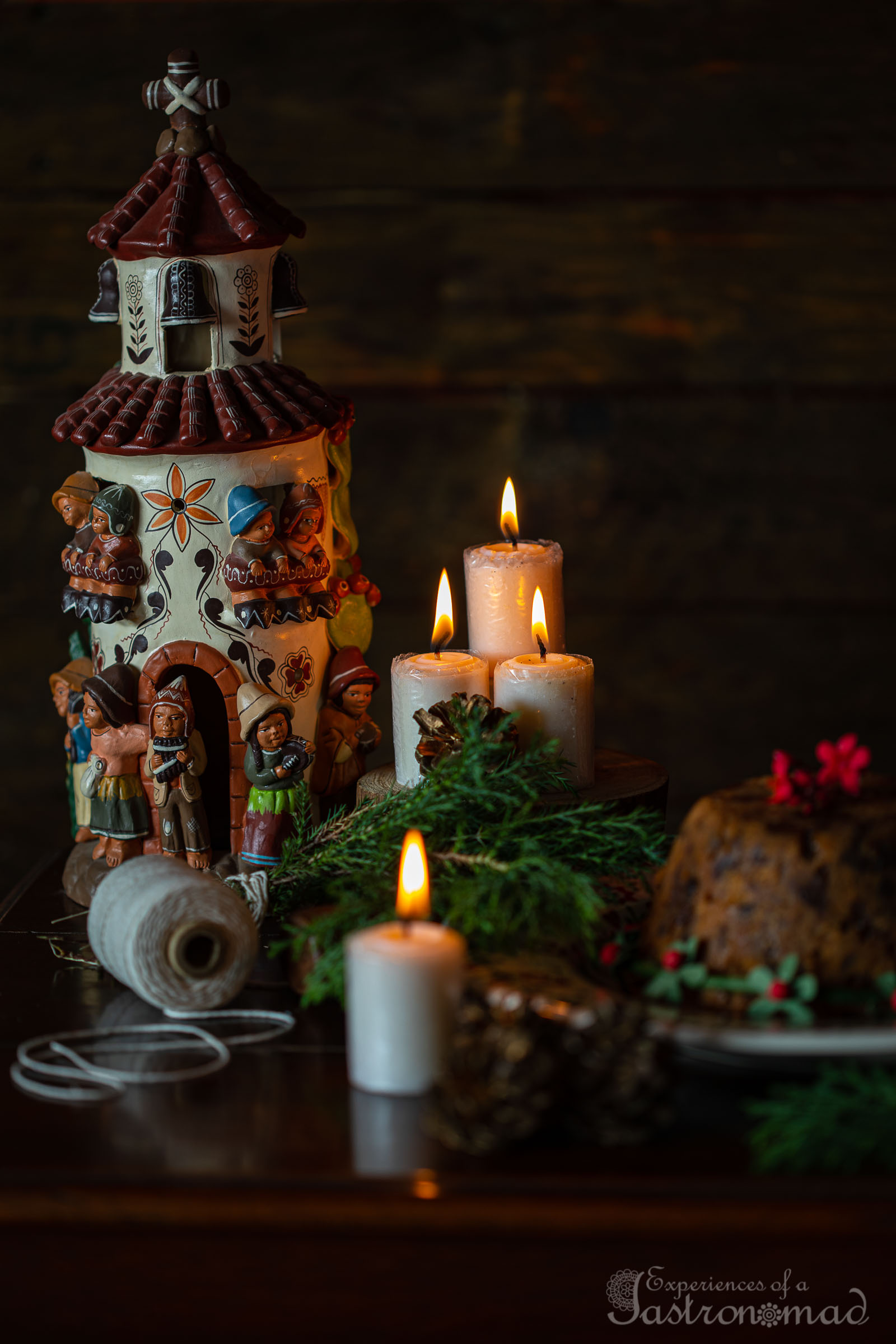Christmas, the Anglo-Indian way