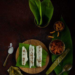 Satpathy Auntys Enduri Pitha, Odisha Style
