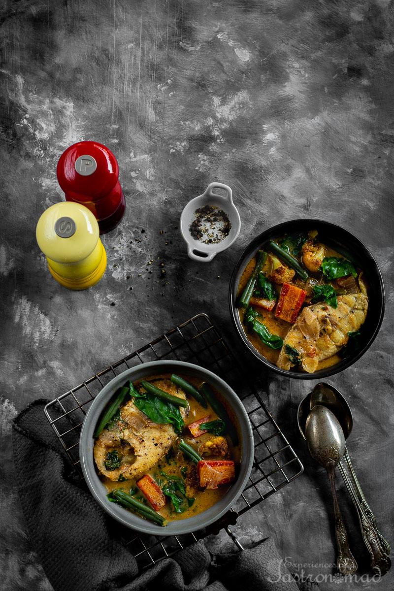 Fish Stew, Bengali Style