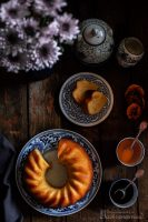 Nolen Gur and Orange Cake