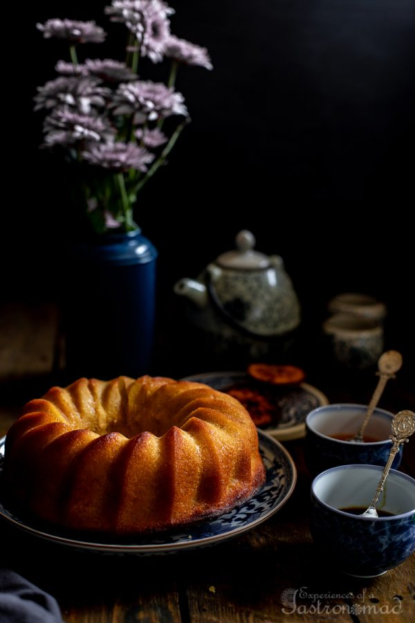 NNolen Gur and Orange Cake