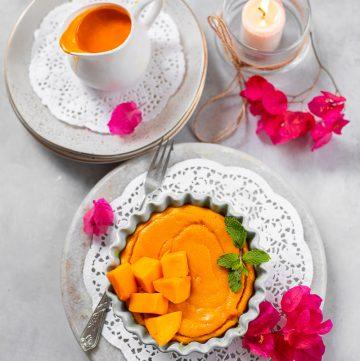 Thakurbarir Mango Pudding