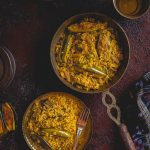 Chal Potol (Parwal / Pointed Gourd with Fragrant Rice)