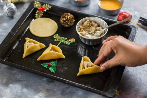 Hamantachen Cookies