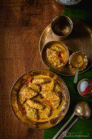 Chingri Barfi Curry