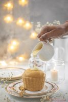 Steamed Ginger Pudding