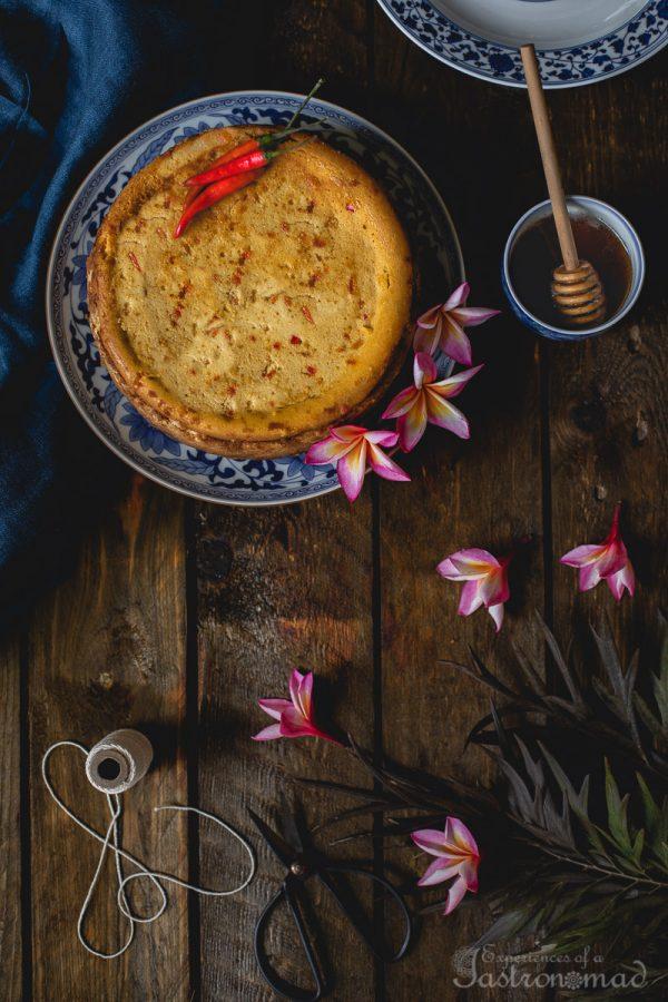 Nolen Gur Chili Cheesecake