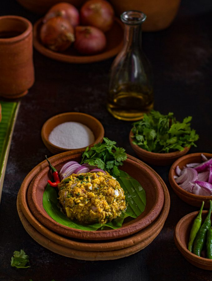 Chingri Bhorta