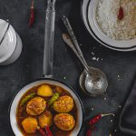 Dimer Hingi (Egg Curry with Asafoetida)