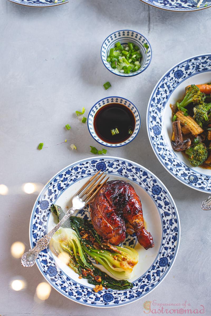 Chinese Chicken Roast